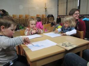 Punkt 5 - Kindergottesdienst